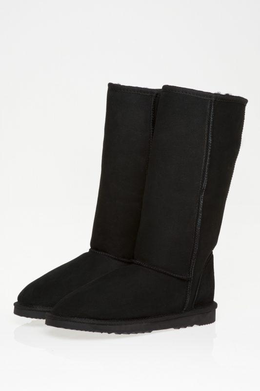 Ugg Boots Full Calf Unisex Black