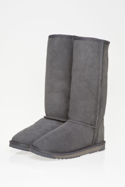 Ugg Boots Full Calf Unisex Grey
