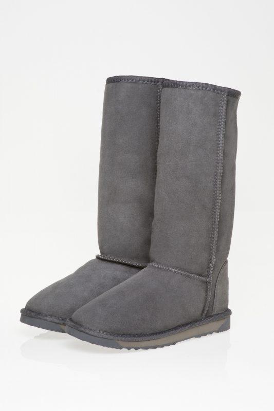 Ugg Boots Full Calf Unisex Grey