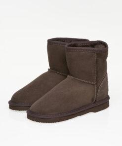 Ugg Boots Kids Mid Calf Chocolate