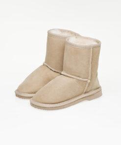 Ugg Boots Kids Mid Calf Natural