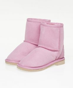 Ugg Boots Kids Mid Calf Orchid Pink