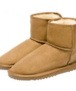 Ugg Boots Low Calf Unisex Chestnut