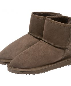 Ugg Boots Low Calf Unisex Chocolate