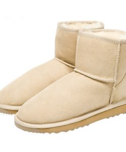 Ugg Boots Low Calf Unisex Natural