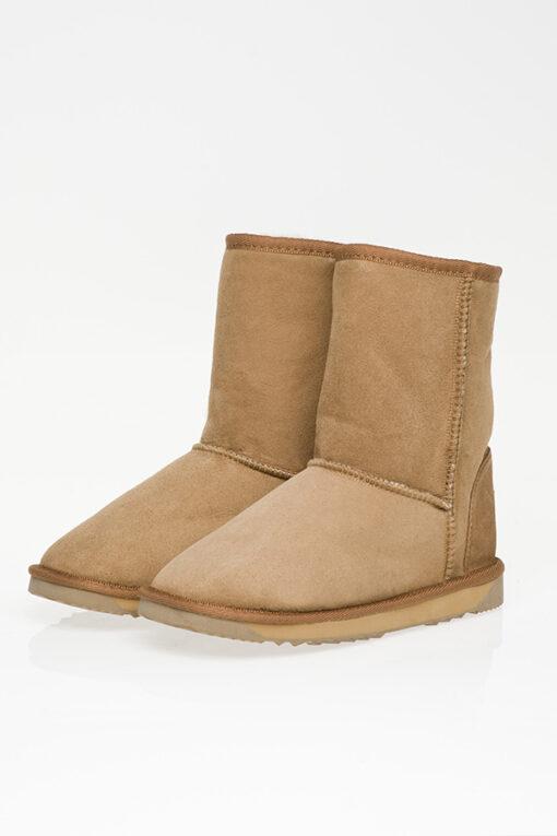 Ugg Boots Mid Calf Unisex Chestnut