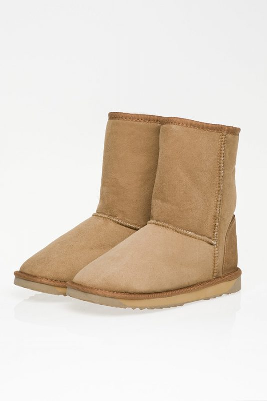 Ugg Boots Mid Calf Unisex Chestnut