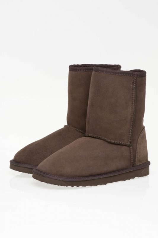 Ugg Boots Mid Calf Chocolate