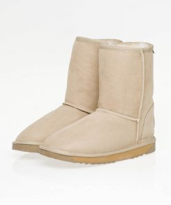 Ugg Boots Mid Calf Natural