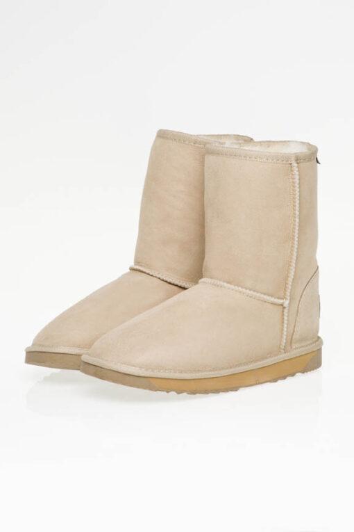 Ugg Boots Mid Calf Natural