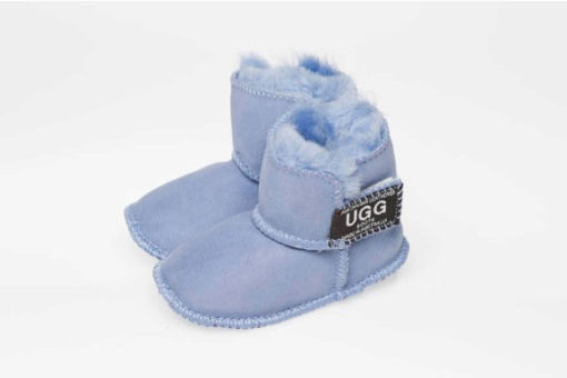 Ugg Boots Baby Booties Blue