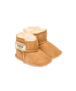 Ugg Boots Baby Booties Chestnut