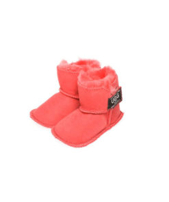 Ugg Boots Baby Booties Coral