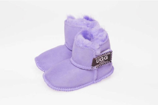 Ugg Boots Baby Booties Lilac