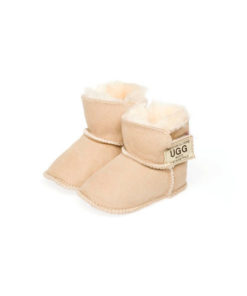 Ugg Boots Baby Booties Natural