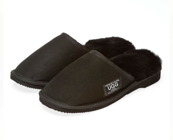 Ugg Boots Scuffs Black