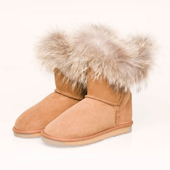 Ugg Boots Foxy Chestnut