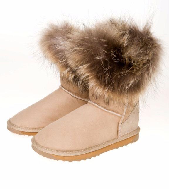 Ugg Boots Foxy Natural