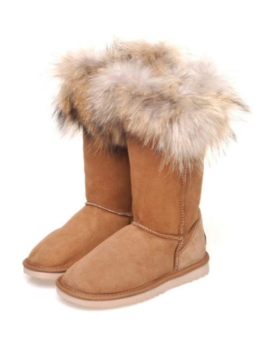 Ugg Boots Foxy Top Chestnut