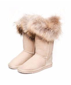 Ugg Boots Foxy Top Natural