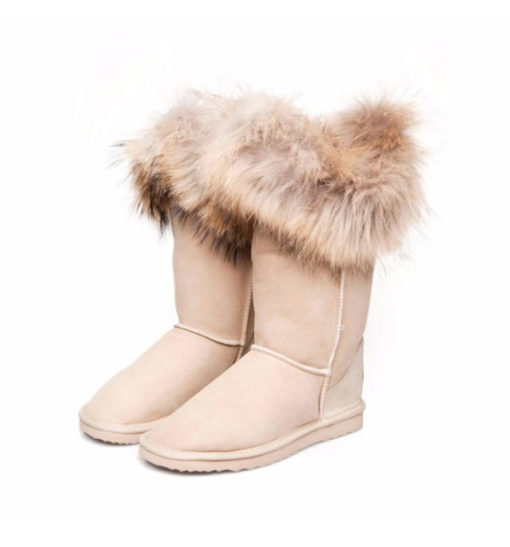 Ugg Boots Foxy Top Natural