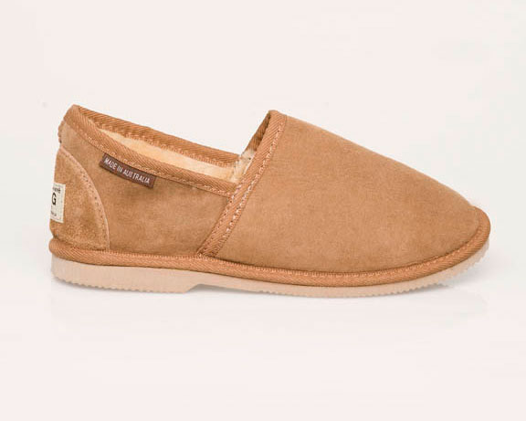 56409ea9b45 Ugg Boots Mens Slipper Chestnut - Gee Sheepskin