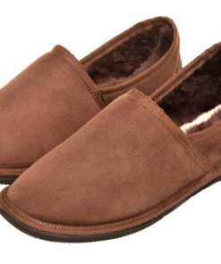 Ugg Boots Mens Slipper Chocolate