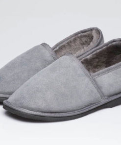 Ugg Boots Mens Slipper Grey