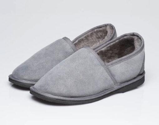 Ugg Boots Mens Slipper Grey