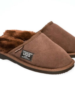 Ugg Boots Scuffs Chocolate