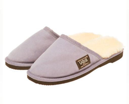 Ugg Boots Scuffs Grey