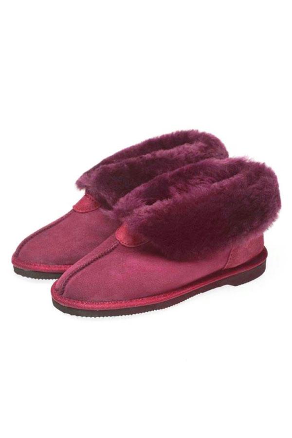 1d95c9c8396 Ugg Boots Ladies Slipper Raisin - Gee Sheepskin