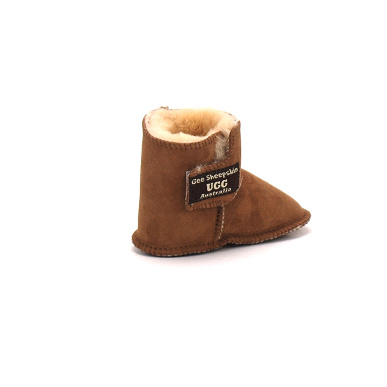Ugg Boots Baby Booties Cinnamon - Gee